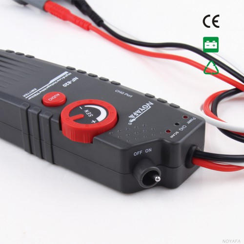 High & Low Voltage Wire Tracker NF-820