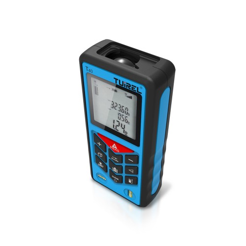 Free Shipping from US Warehouse! Tuirel T70 Handheld 70m/229ft/2755in Laser Distance Meter Range Finder Measure Instrument Diastimeter