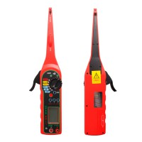 Line/Electricity Detector and Lighting 3 in 1 Auto Repair Tool(Red)