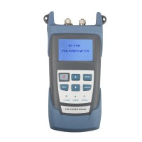 Original RY-P100 PON Optical Power Meter with PON network testing wavelength (1490nm, 1550nm,1310nm)
