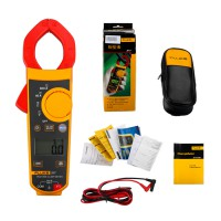 Fluke 317 F317 Digital Clamp Meter Volt Amp REL True RMS with Orginal Case