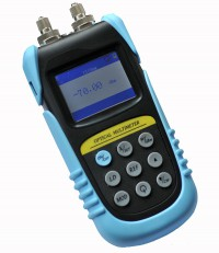 TLD1413 Handheld Optical Power Multi Meter TLD1413 With Light Source 1310/1550nm