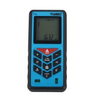 Ship from US! Tuirel T40 Handheld 40m/131ft/1574in Laser Distance Meter Range Finder Measure Instrument Diastimeter