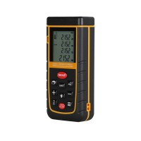 RZE60 60m/192ft Mini Digital Laser Distance Meter Range Finder Measure Diastimeter