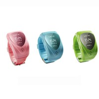 New Smart Anti Lost Watch SOS Call Finder Locator Tracker for Kid GPS Monitor