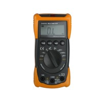 MS8233C Digital Multimeter Backlight Voltage Detector AC DC