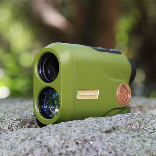 Kolsol KY1000 Dual-use 6 5x Magnification Range Finder For Golf & Hunting